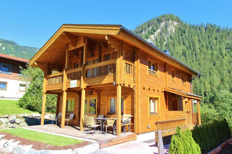 Oostenrijk | Tirol | Chalet te huur in Krimml   met wifi 10 personen