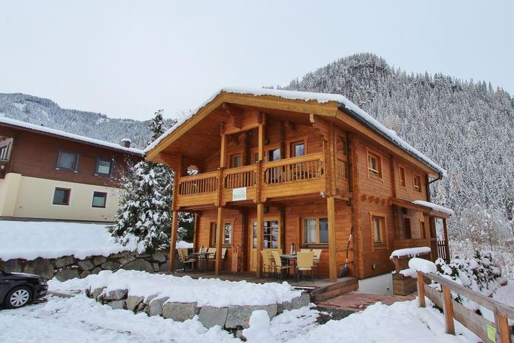 Vakantiehuizen Oostenrijk | Tirol | Chalet te huur in Krimml    10 personen