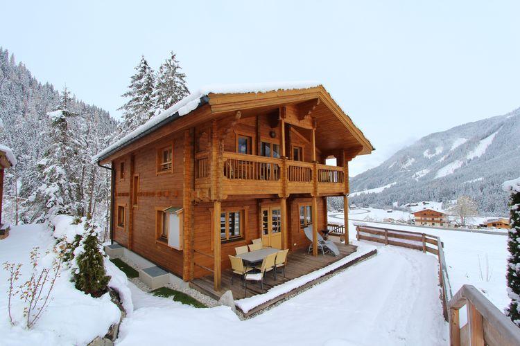Vakantiehuizen Oostenrijk | Tirol | Chalet te huur in Krimml   met wifi 14 personen