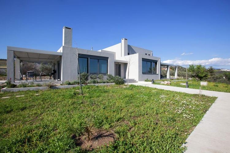 Griekenland | Grthe | Villa te huur in Nea-Anchialos   met wifi 8 personen