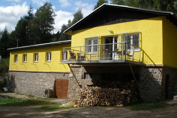 Tsjechie Vakantiewoningen te huur Vakantiehuis Nedvedice