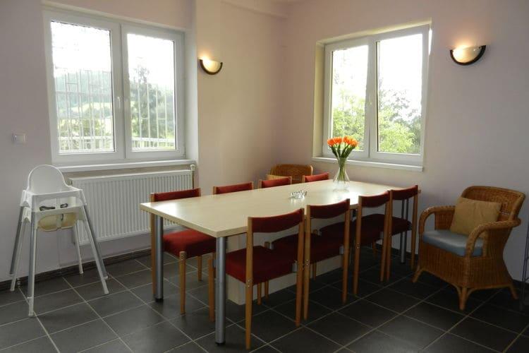 Villa Tsjechië, Zuid- en midden- Moravi, Nedvedice Villa CZ-00000-19