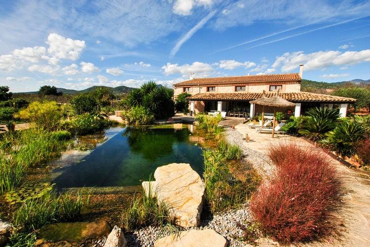 vakantiehuis Spanje, Mallorca, Lloseta vakantiehuis ES-07360-04
