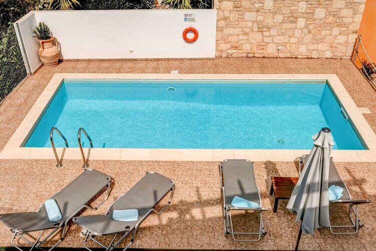 Villa Griekenland, kreta, Kalamitsi Alexandrou Villa GR-73007-09