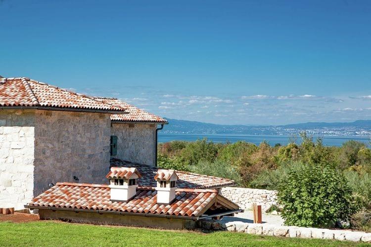 Villa kroatie, eld, Krk - Malinska Villa HR-00000-21