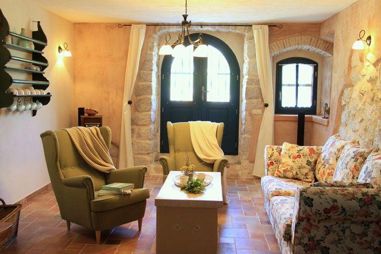 Villa Kroatië, eld, Krk - Malinska Villa HR-00000-21