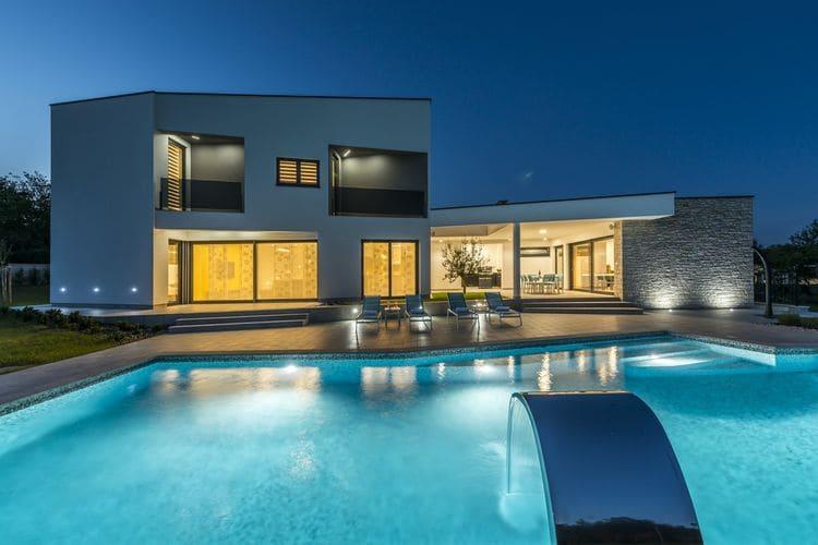 Villa Kroatië, Istrie, Tinjan Villa HR-52444-42