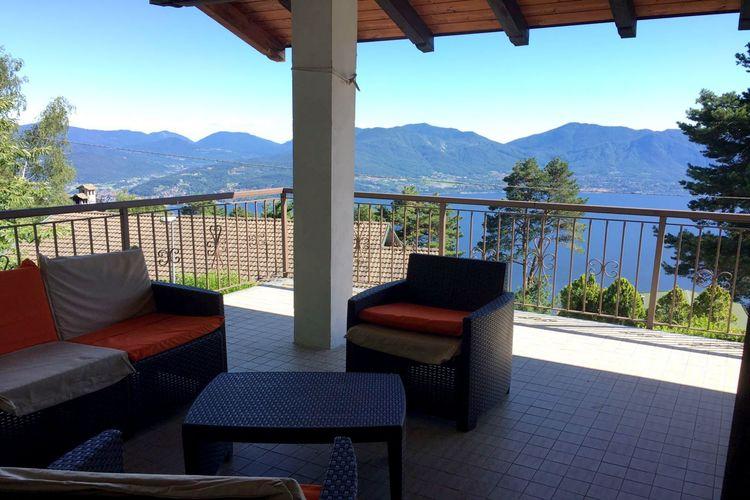 Vakantiehuizen Italie | Italiaanse-Meren | Vakantiehuis te huur in Trarego-Viggiona    6 personen