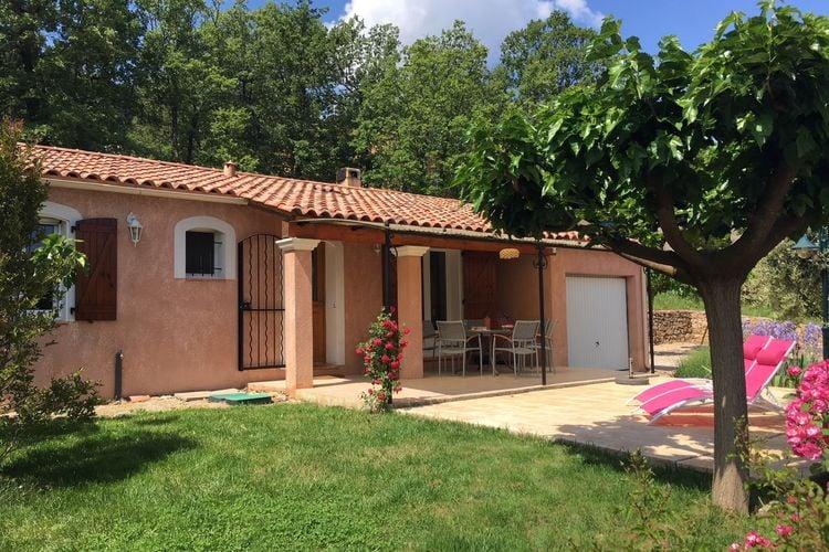 Provence-Alpes Cote d Azur Vakantiewoningen te huur Heerlijk vakantiehuis met privé-zwembad, privacy en bij lieflijk dorpje!