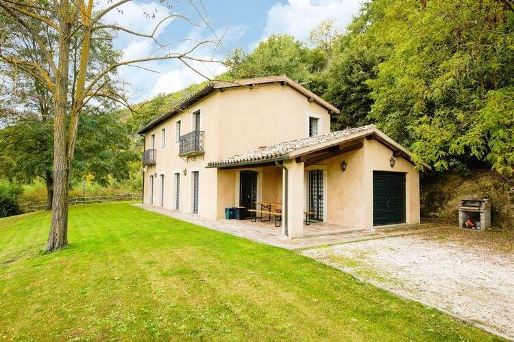Vakantiehuizen Italie | Umbrie | Villa te huur in Sermugnano met zwembad  met wifi 6 personen
