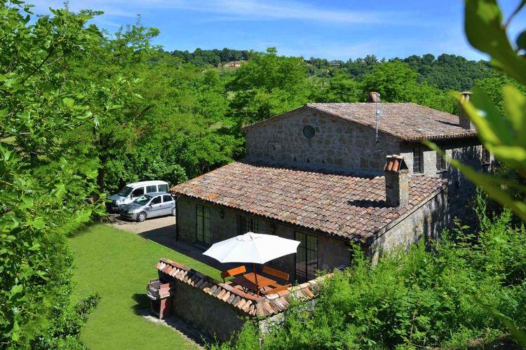 Villa Italië, Umbrie, Sermugnano Villa IT-01024-05