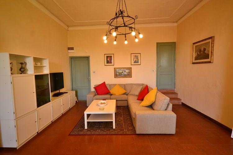 Vakantiehuizen Italie | Toscana | Villa te huur in Montefiridolfi met zwembad  met wifi 12 personen