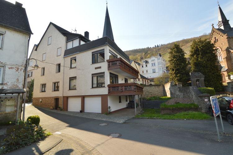 Duitsland | Moezel | Appartement te huur in Alf   met wifi 2 personen