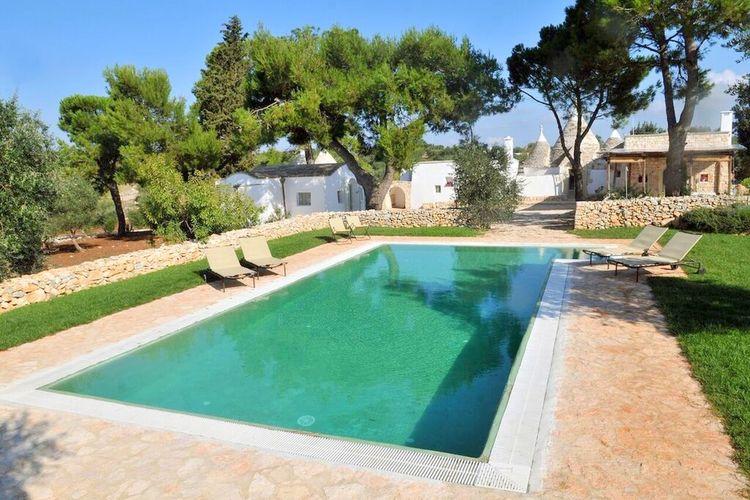 Een heerlijke accommodatie voor groepen of grote families met privé zwembad