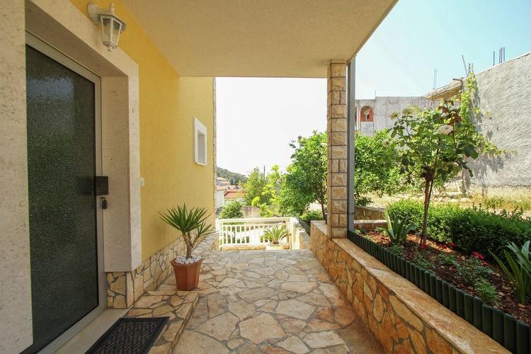 Appartement Kroatië, Dalmatie, Trogir Appartement HR-21220-27