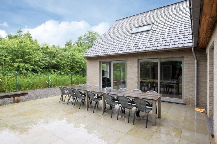 Woning Belgie | Namen | Vakantiehuis te huur in Somme-Leuze    15 personen