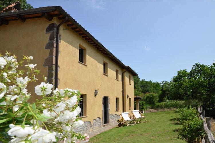 met je hond naar dit vakantiehuis in Sermugnano
