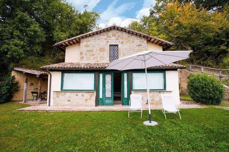 Woning Italie | Umbrie | Vakantiehuis te huur in Sermugnano met zwembad  met wifi 2 personen