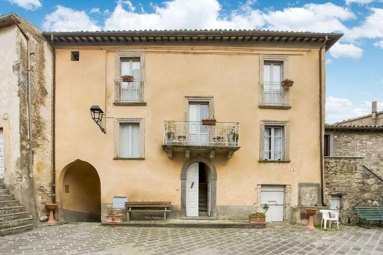 Vakantiehuizen Italie | Umbrie | Villa te huur in Sermugnano met zwembad  met wifi 5 personen