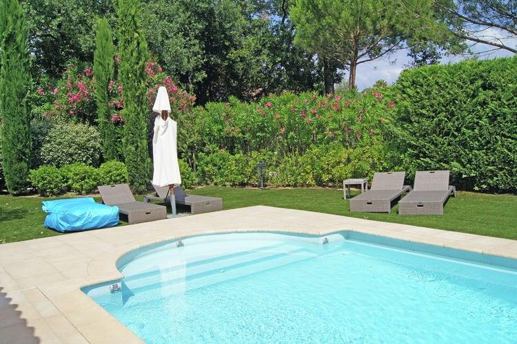 Villas Frankrijk | Provence-alpes-cote-d-azur | Villa te huur in Saint-Tropez met zwembad  met wifi 8 personen