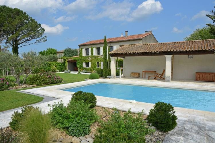 Provence-Alpes Cote d Azur Vakantiewoningen te huur Schitterende airconditioned villa met verwarmbaar privézwembad op loopafstand van het centrum