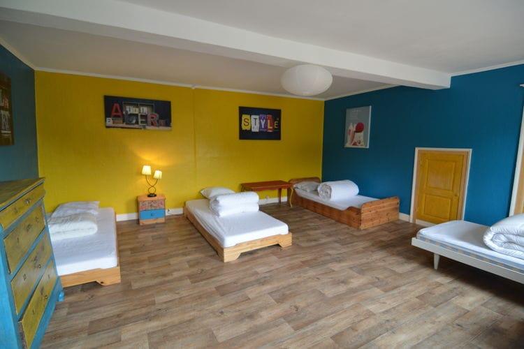 vakantiehuis België, Luik, Stavelot vakantiehuis BE-0001-08
