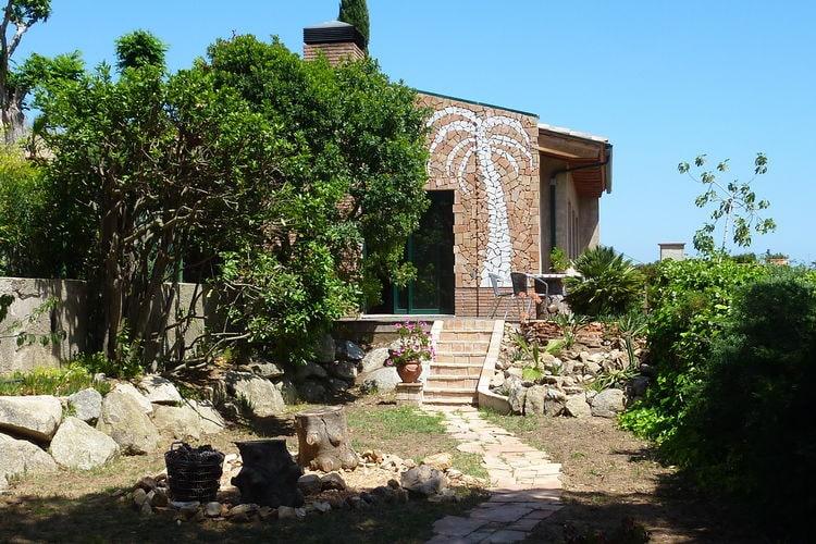 Vakantiehuis spanje, Costa Brava, Sant Feliu de Guixols Vakantiehuis ES-00001-25