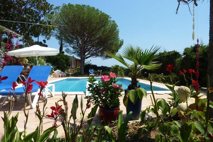 Vakantiehuis met zwembad met wifi  Costa BravaVilla  Luna