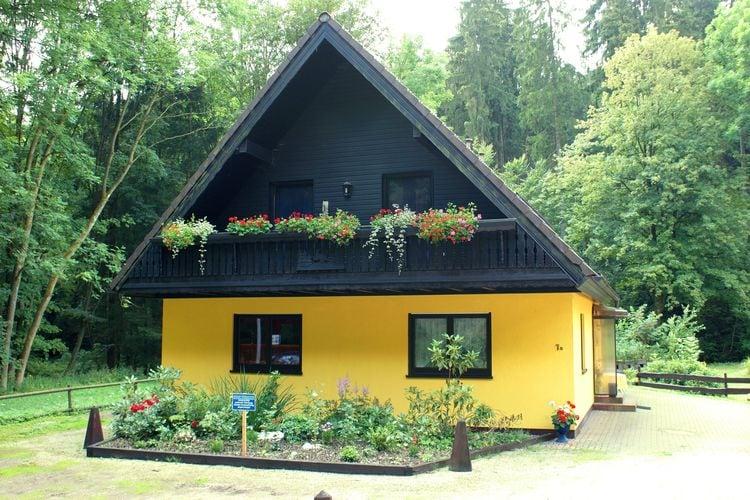 Duitsland | Berlijn | Vakantiehuis te huur in Bad-Sachsa   met wifi 10 personen