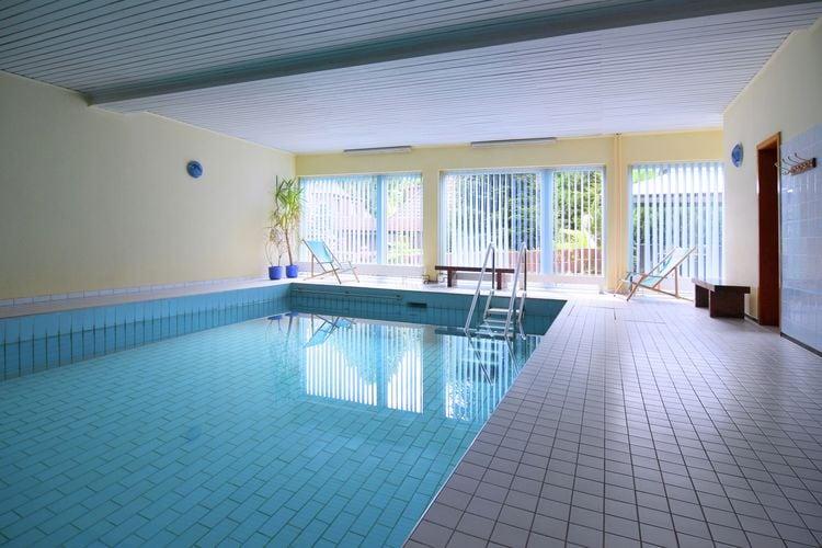 Duitsland | Berlijn | Appartement te huur in Bad-Sachsa met zwembad  met wifi 10 personen