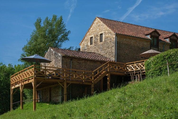 vakantiehuis Frankrijk, Dordogne, Montcabrier vakantiehuis FR-00001-88