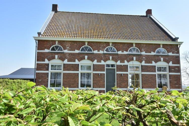 vakantiehuis Nederland, Zeeland, Terhole vakantiehuis NL-0002-17