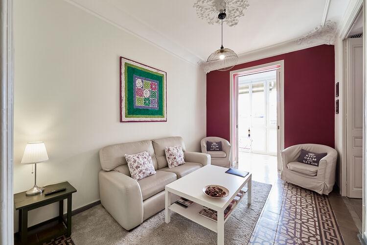 Vakantiehuizen Spanje | Costa-de-Barcelona | Villa te huur in Barcelona   met wifi 7 personen