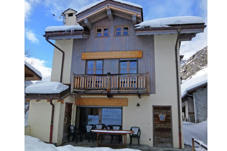 location appartement Champagny Magnifique chalet