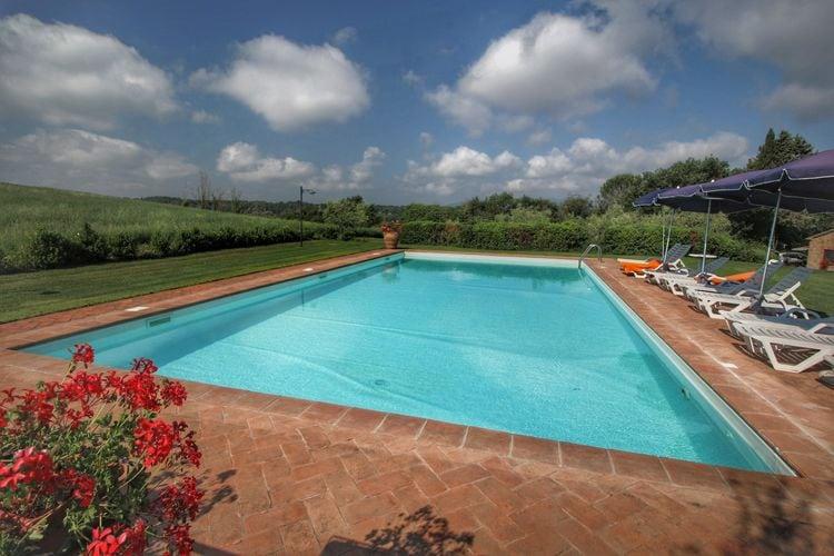 Italie | Lazio | Boerderij te huur in Proceno met zwembad  met wifi 2 personen