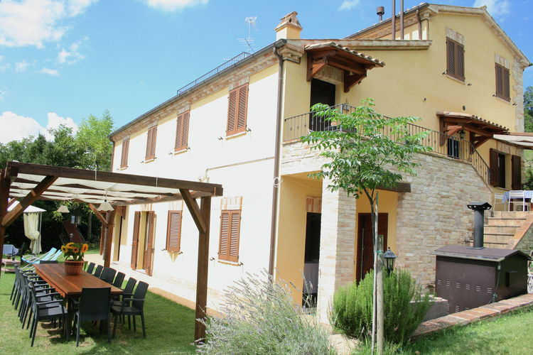 Vakantiewoning Italië, Marche, Montalto Delle Marche vakantiewoning IT-63068-01