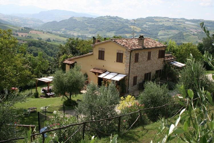I Ciliegi - Chalet - Montalto Delle Marche