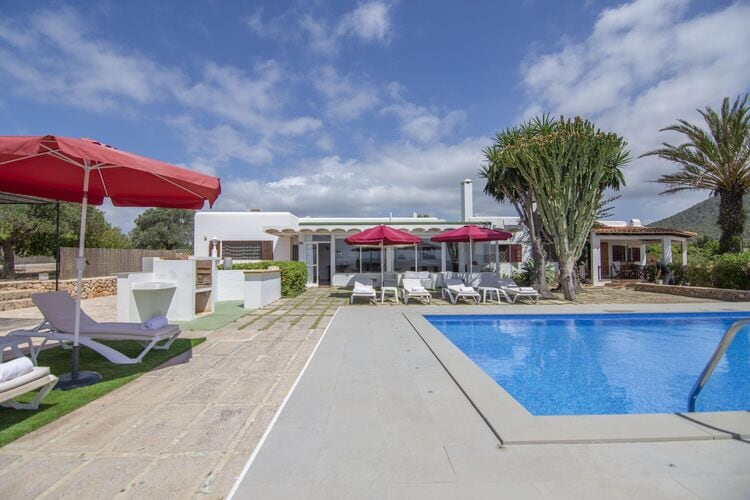 vakantiehuis Spanje, Ibiza, IBIZA vakantiehuis ES-00001-47