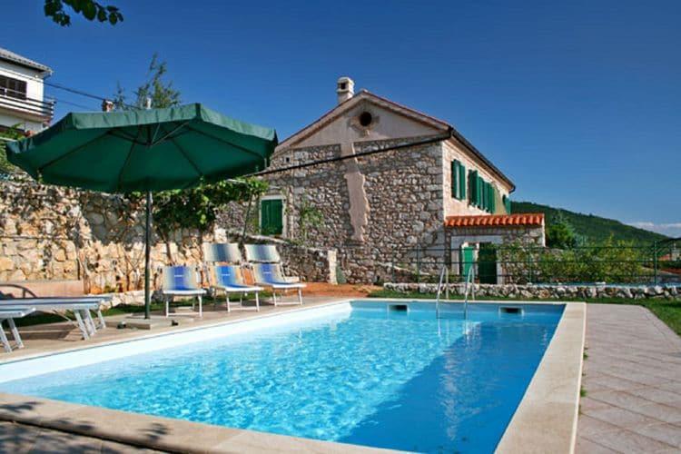 Vakantiehuizen Kvarner te huur Crikvenica- HR-00000-45 met zwembad  met wifi te huur