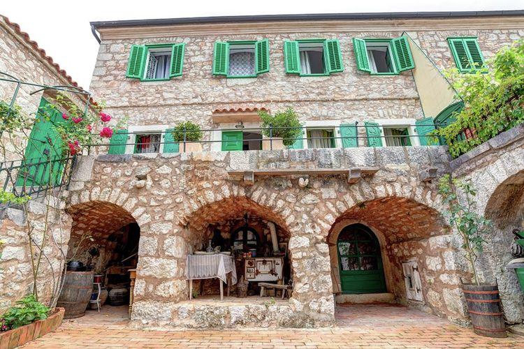 Vakantiewoning Kroatië, Kvarner, Crikvenica Villa HR-00000-45
