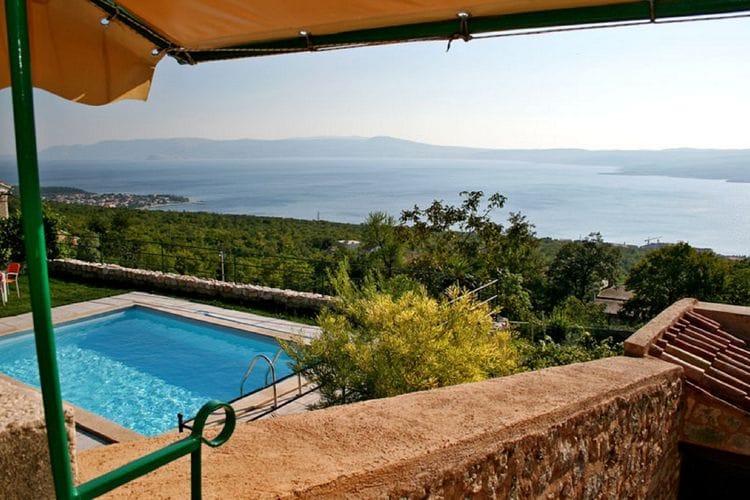 Villa Kroatië, Kvarner, Crikvenica Villa HR-00000-47