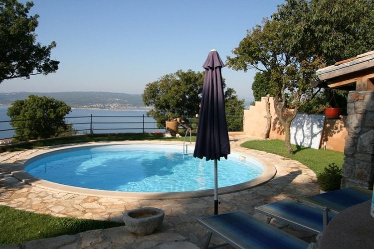 Vakantiehuizen Kvarner te huur Crikvenica- HR-00000-48 met zwembad  met wifi te huur