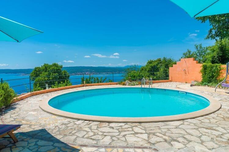 Vakantiehuis kroatie, Kvarner, Crikvenica Vakantiehuis HR-00000-48