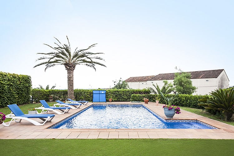 vakantiehuis Spanje, Costa Brava, Garriguella vakantiehuis ES-17780-01