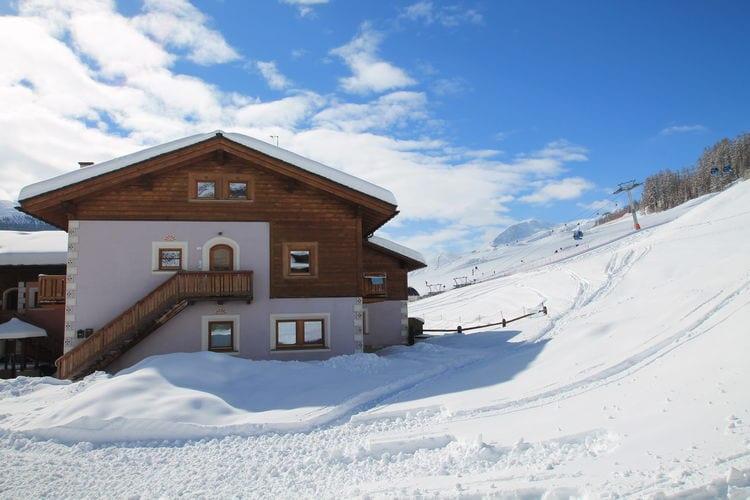Vakantiehuis  met wifi  LivignoCasa Marinella