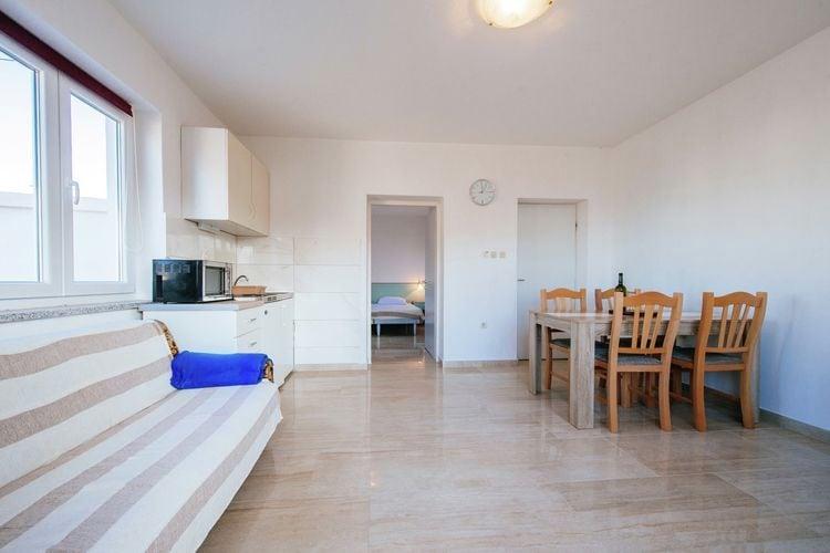 Appartement Kroatië, eld, Banj Appartement HR-23263-02