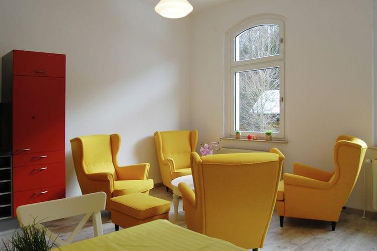 Appartement Duitsland, Hessen, Großalmerode Appartement DE-37247-09