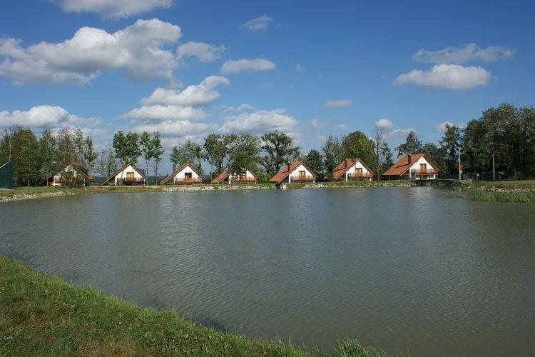 Zuid- en midden- Moravi Vakantiewoningen te huur Vrijstaand huis aan recreatiemeer, omheinde tuin en fijn terras