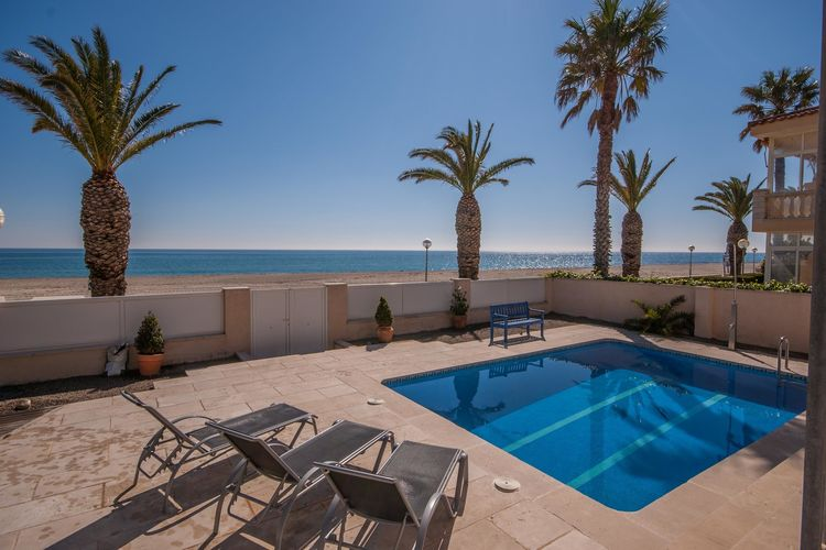 Spanje / Costa Dorada | Vakantiehuis met zwembad met wifi aan zee - Miami Playa  Pino Alto Miami Playa