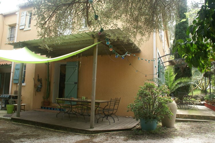 vakantiehuis Frankrijk, Provence-alpes cote d azur, Hyères vakantiehuis FR-83400-31